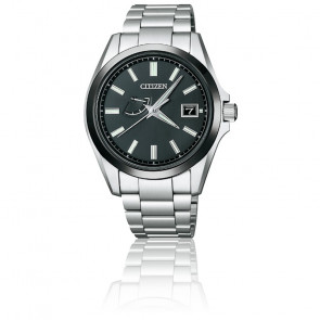 Montre Stainless Steel Eco Drive AQ1034-56E