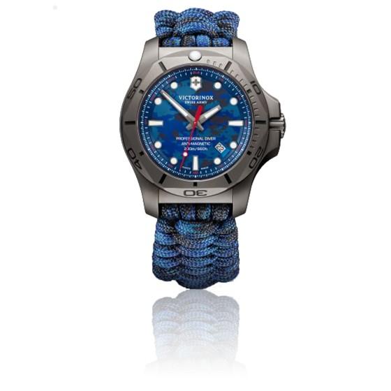 I.N.O.X. Professional Diver Titanium Bleu