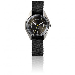 Montre Chronostase Black Metal / Acier