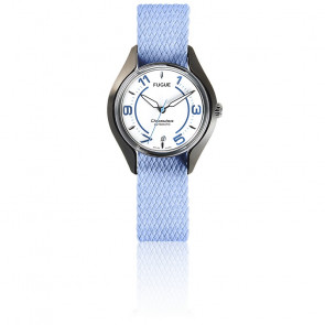 Montre Chronostase Ocean White / Gun Metal