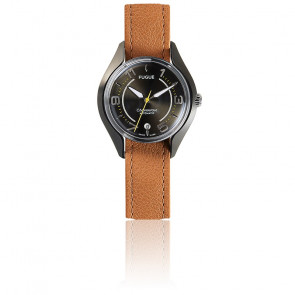 Montre Chronostase Black Metal / Gun Metal