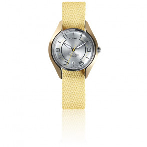 Montre Chronostase Silver Grey / Or