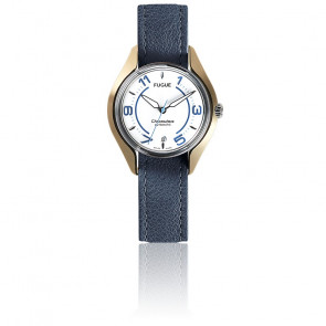 Montre Chronostase Ocean White / Or