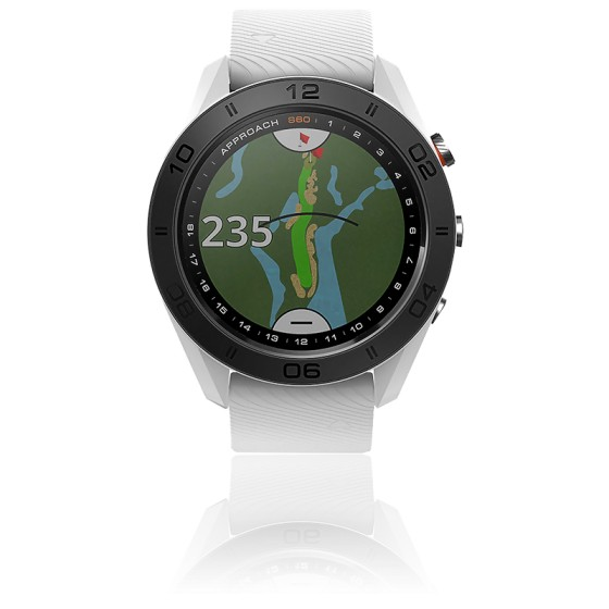 Montre Approach S60 Blanche  010-01702-01