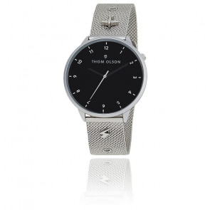 Montre Night Dream Silver Storm TO004