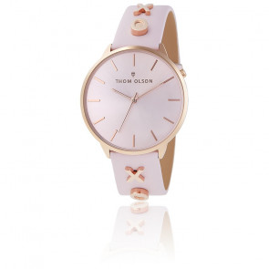 Montre Message Pink Kiss TO013