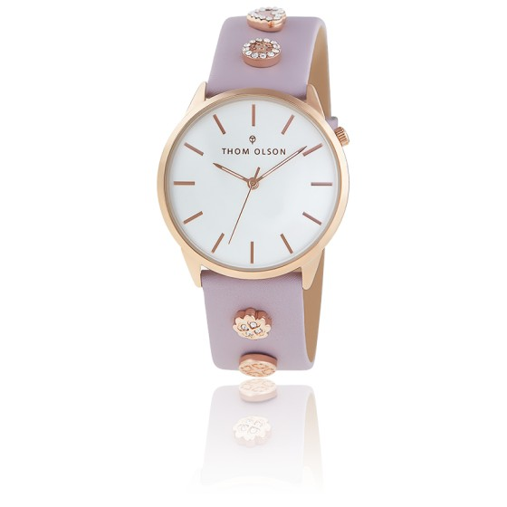 Montre Gypset Lilac Lovers TO020