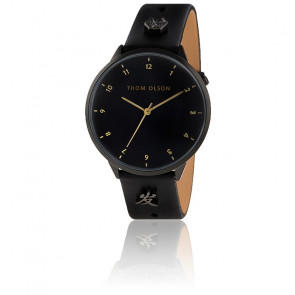 Montre Chisai Black Lucky TO024