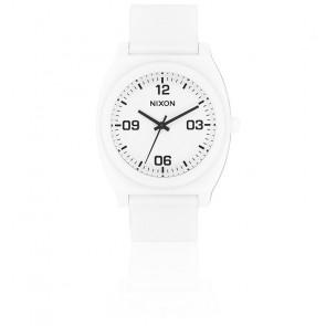 Montre Time Teller P Corp Blanc A1248-3009