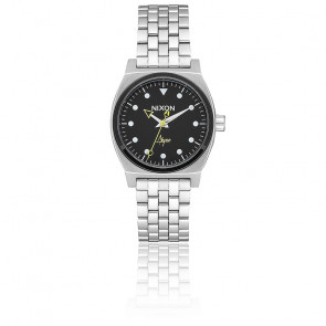 Montre Medium Time Teller Black/Abysse A1130-2971