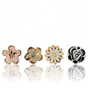Coffret Charms Flower CBTO028