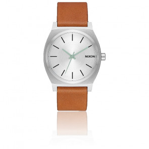 Montre The Time Teller Silver / Tan A045-2853