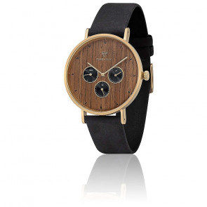 Montre Caspar Shining Wood CAS5896