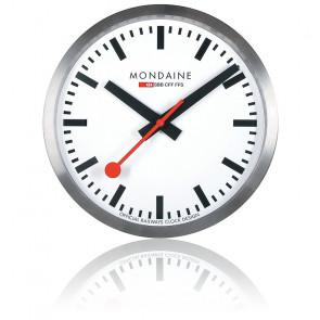 Horloge Mondaine CFF Smart Stop2go 25 cm MSM.25S10