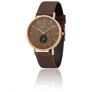 Montre Fritz Walnut Tobacco FRI4233