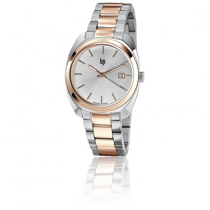 Montre GDG 39 Chrome Rose Gold Bicolore 671367