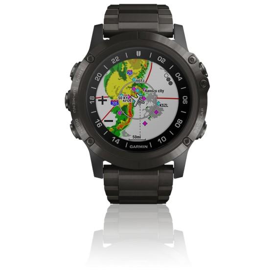 Montre D2™ Delta PX Aviator Watch with DLC Titanium Band 010-01989-31