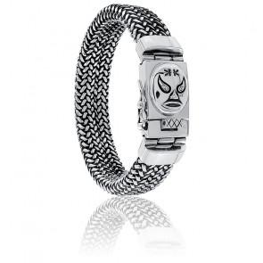 """Bracelet """"Macho Libre"""" Argent"""