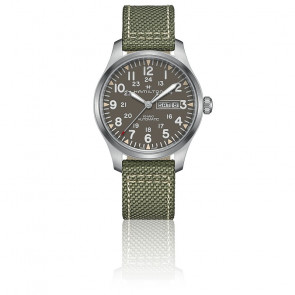 Montre Khaki Field Day Date Auto H70535081