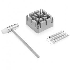 Kit de mise à taille pour bracelet en acier