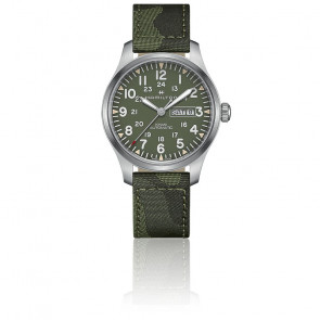 Montre Khaki Field Day Date Auto H70535061