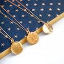 Médaille Arbre de Vie Croissance Or Jaune 18K