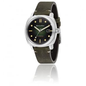 Montre Hull SP-5059-03 Acier Cadran vert