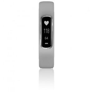 Montre Vívosmart® Silver Bracelet Gris 010-01995-02