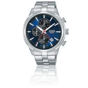 Montre chronographe acier PM3115X1