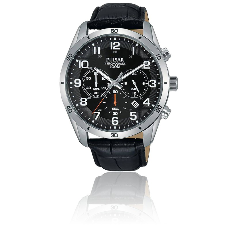 Montre chronographe 3 aiguilles date PT3833X1