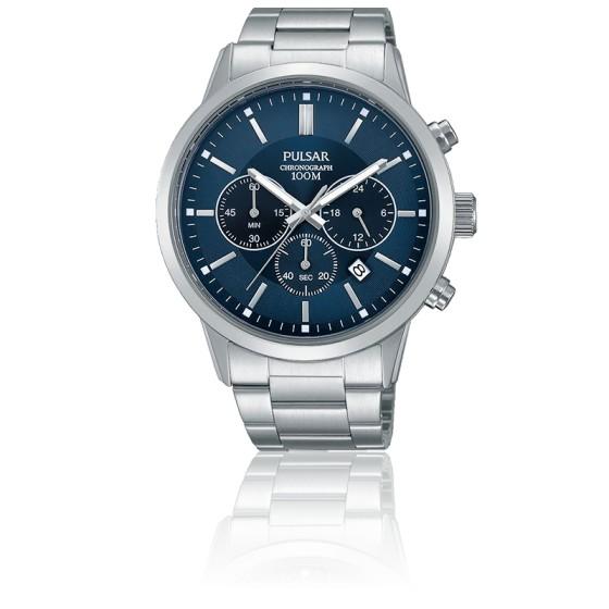 Montre chronographe 3 aiguilles date PT3741X1