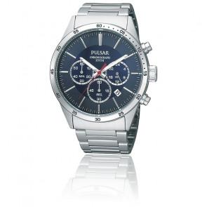 Montre chronographe 3 aiguilles date PT3003X