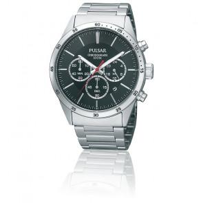 Montre chronographe 3 aiguilles date PT3005X