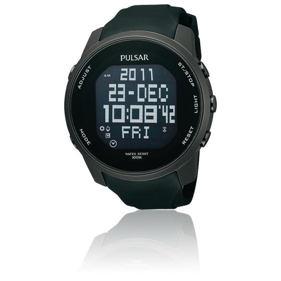 Montre chrono affichage digital PQ2011X