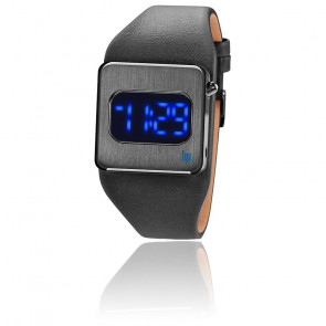 Montre Diode bleu / leather 671147