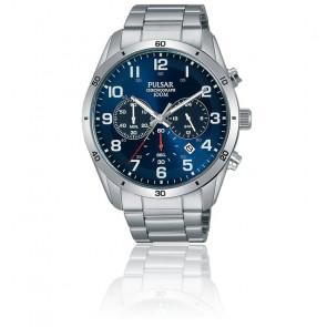 Montre chronographe 3 aiguilles date PT3829X1