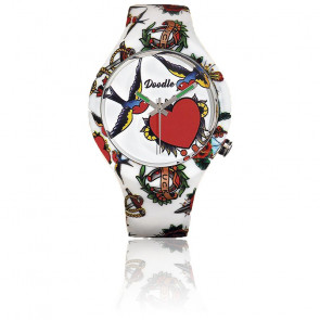 Montre Swallows and Hearts