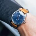 Montre Edition Spéciale Himalaya 671579 Bleu/Marron