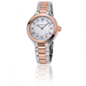 Dames Horologiques Smartwatch FC-281WHD3ER2B