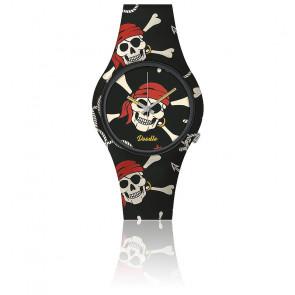 Montre Red Pirates Skulls