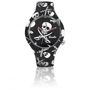 Montre Black Pirates Skulls