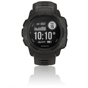 Montre Instinct Graphite Gray 010-02064-00