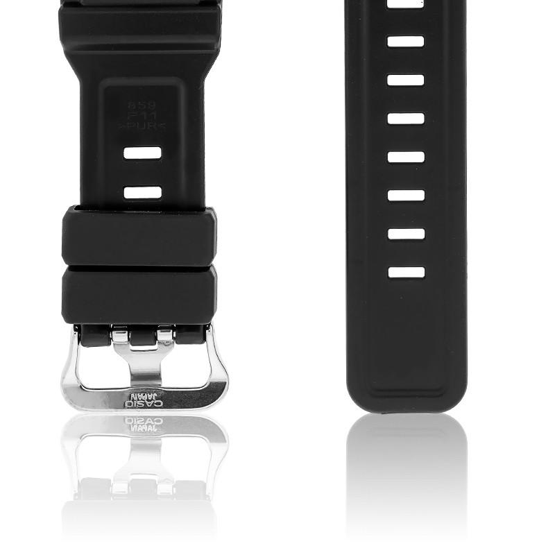 Résine Gn G 1000 Bracelet Ocarat 1a 1000b Shock Noir Casio OTXZuPki