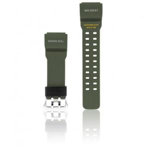 Bracelet résine vert kaki GG-1000-1A3