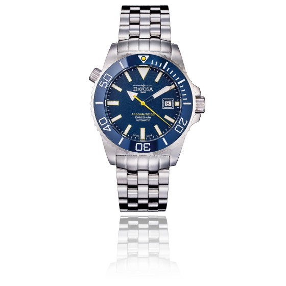Montre Argonautic Céramique BG bleu