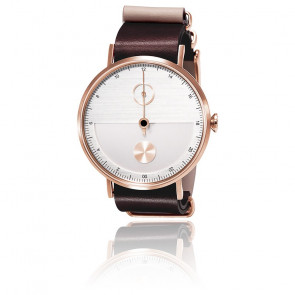 Montre Day & Night TS1602E Sunset Rose Gold