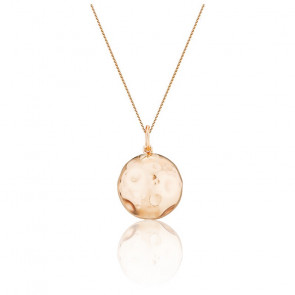 Bola Moon Plaqué Or Rose 18K