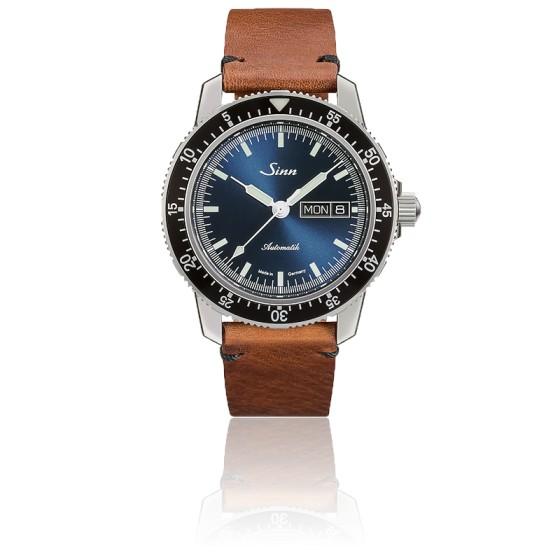 bracelet cuir montre
