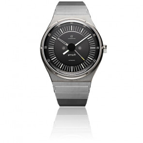 Montre Group B Series 2 Automatic - White