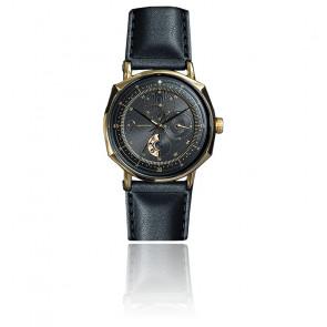 Montre Novem Gold / Black SQ39 NS-07